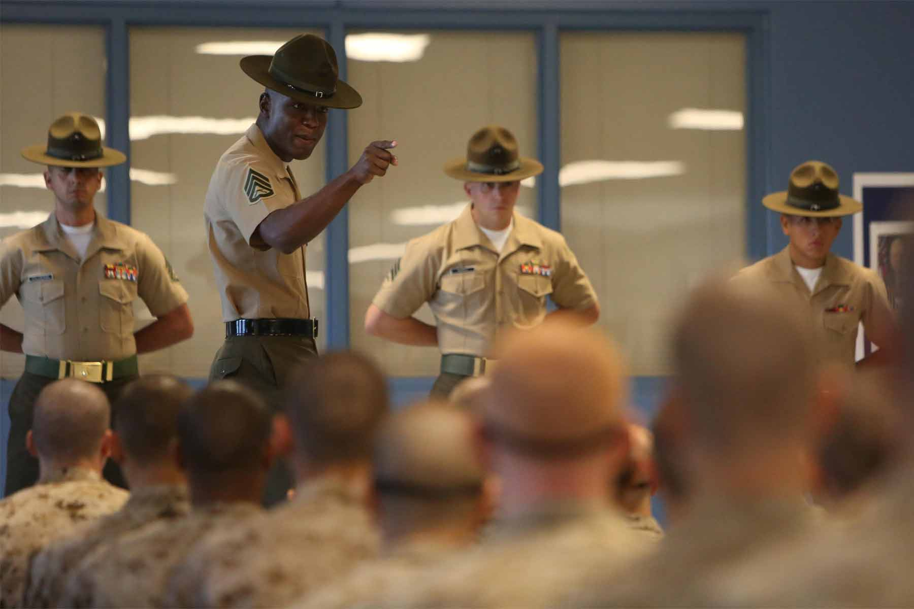 Two victims of US Marines nude photo-sharing network come